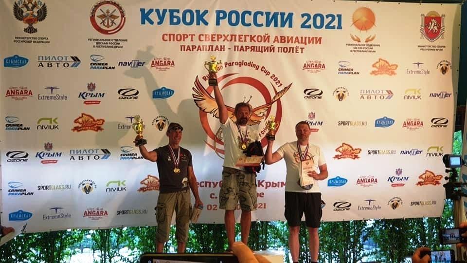 В Республике Крым завершился Кубок России по Спорту сверхлегкой авиации