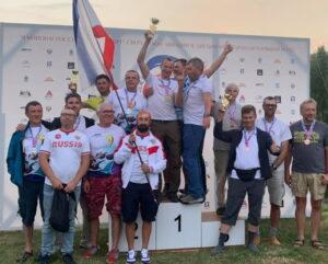 Крымские парапланеристы привезли «серебро» и «бронзу» с Чемпионата России.